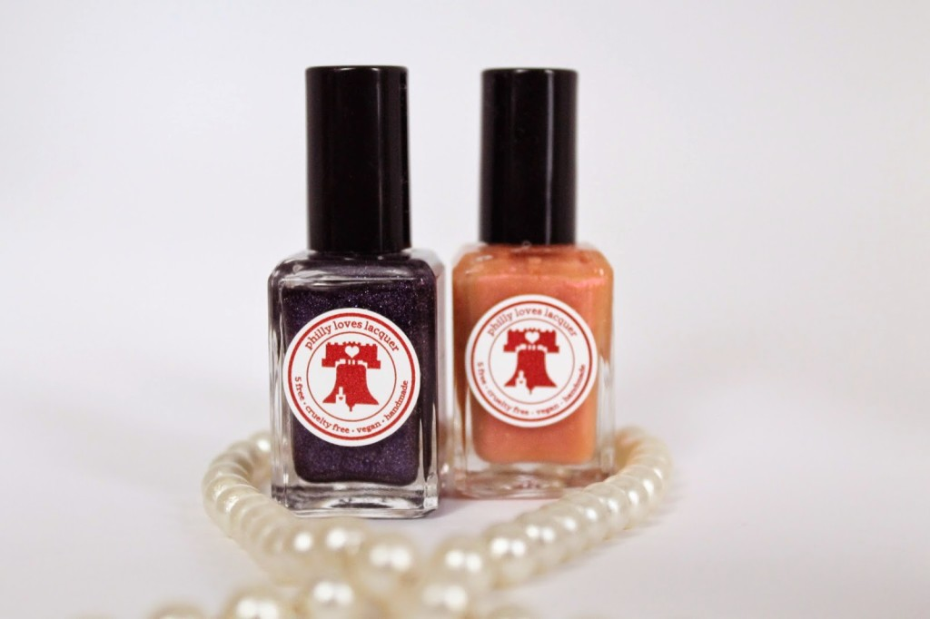 Infuse Your Tips with Spirituality! Philly Loves Lacquer
