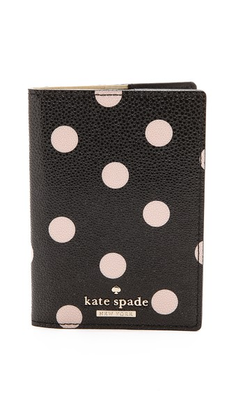 Holiday Gifts for Single Girls - Kate Spade passport holder