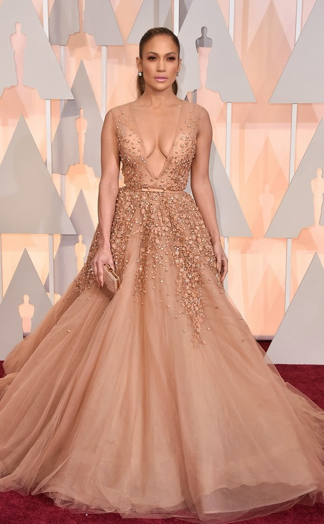 Oscars 2015 – Best Dresses