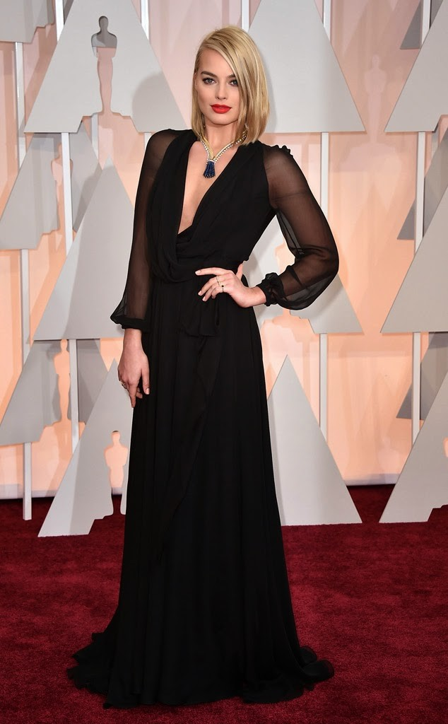 Red Carpet Arrivals - Oscars 2015 Best Dresses