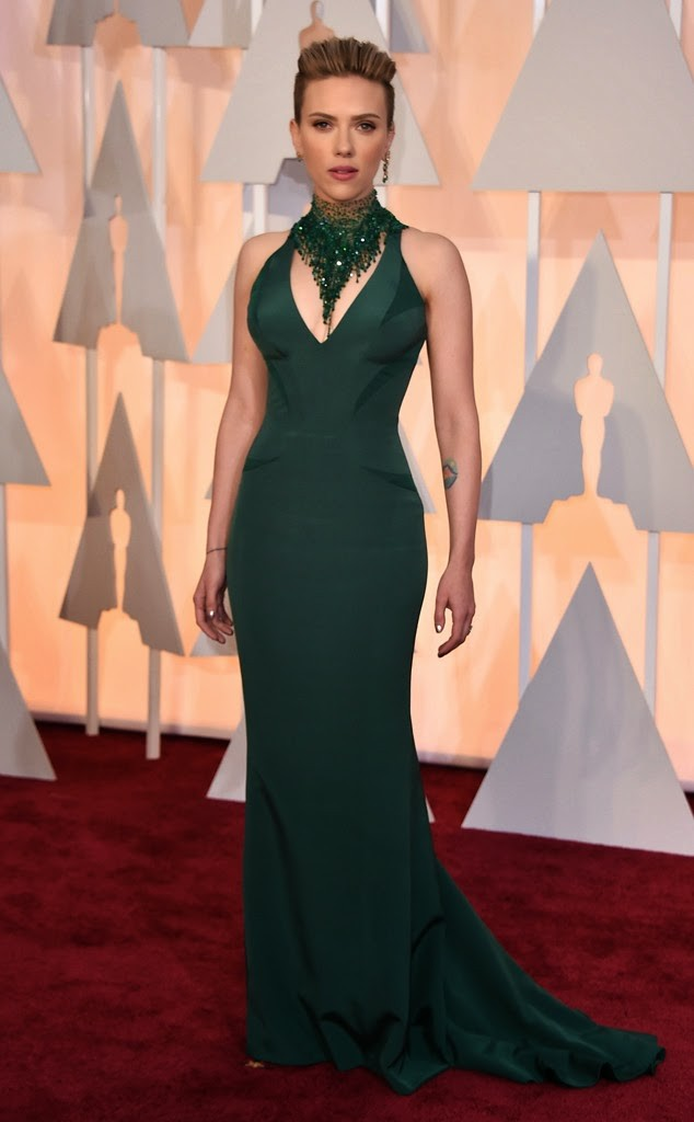 Red Carpet Arrivals - Oscars 2015