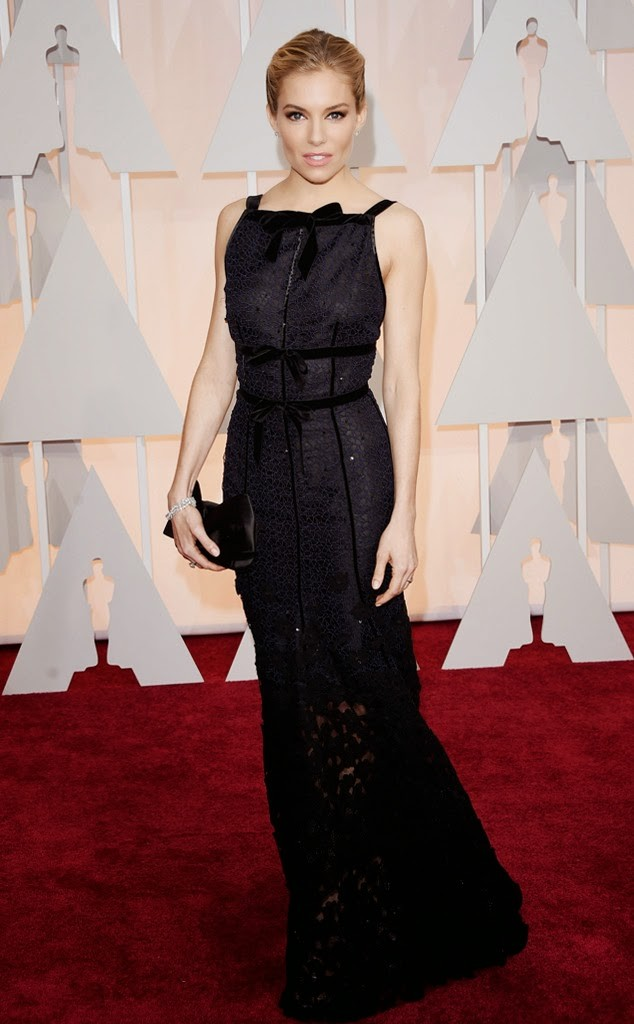 Red Carpet Arrivals - Oscars 2015