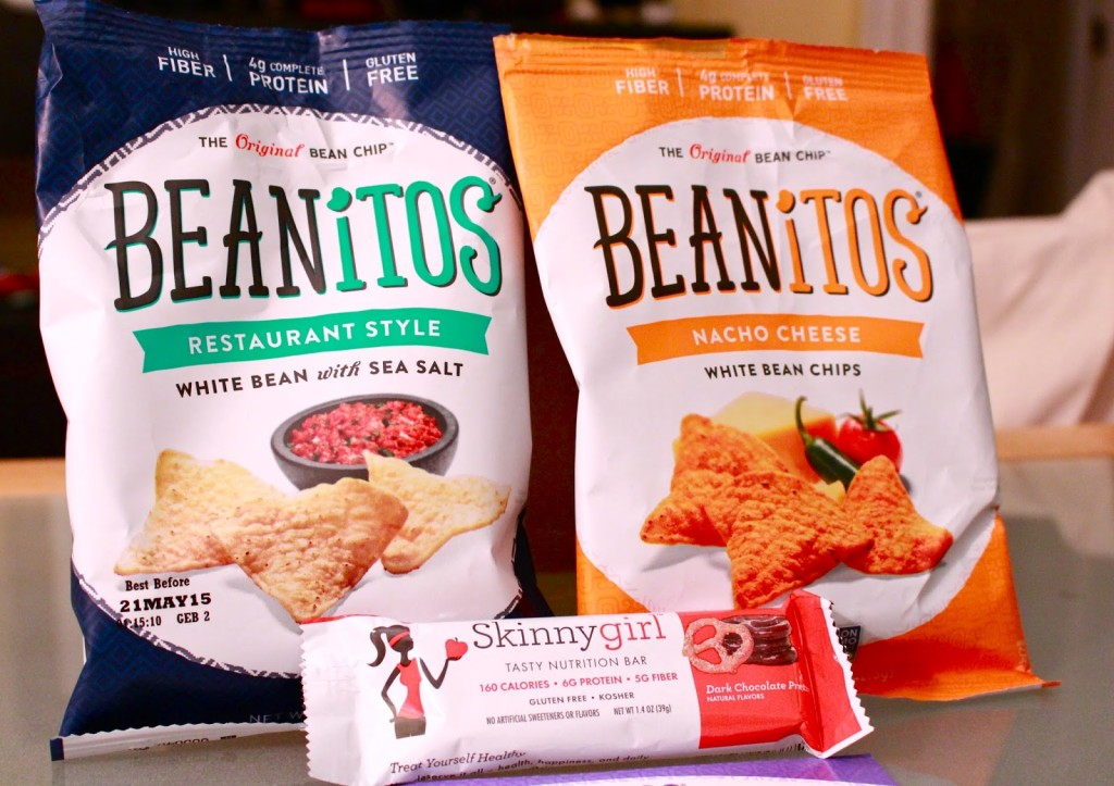 Beanitos Chips - White Bean with Sea Salt and Nacho Cheese