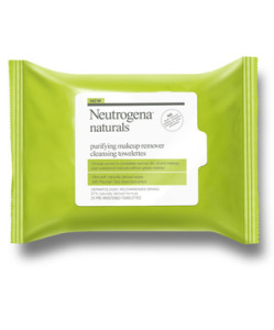 neutrogena naturals cleansing towelettes