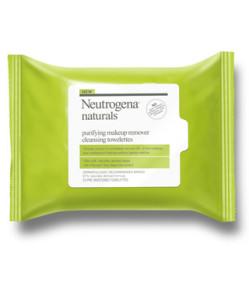 neutrogena naturals cleansing towelettes