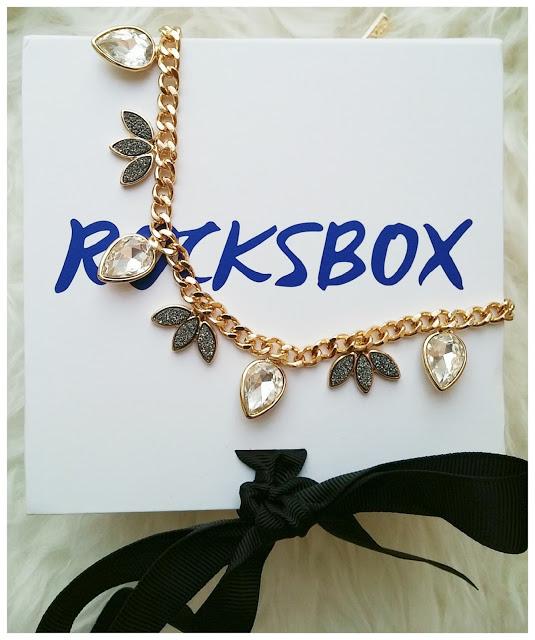 Free month of rocksbox.