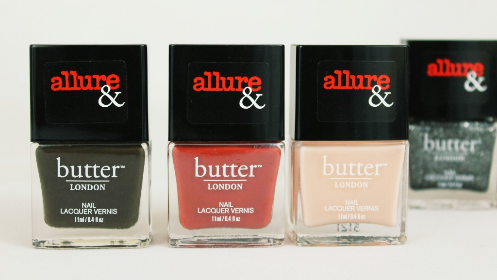 butter LONDON bLxAllure Arm Candy Lust or Must