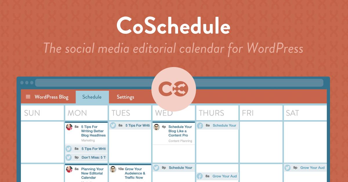 how to build an editorial calendar marketing