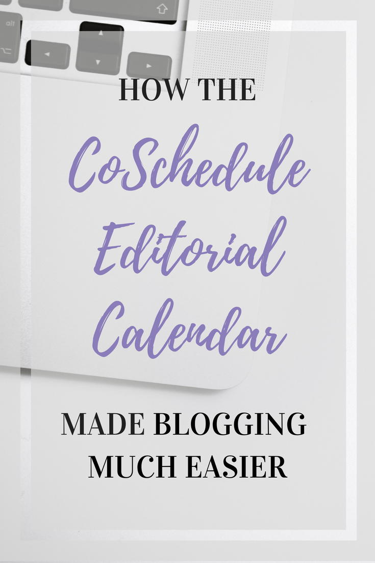 An editorial calendar and social media scheduler all-in-one. CoSchedule will make your blogging life infinitely easier.