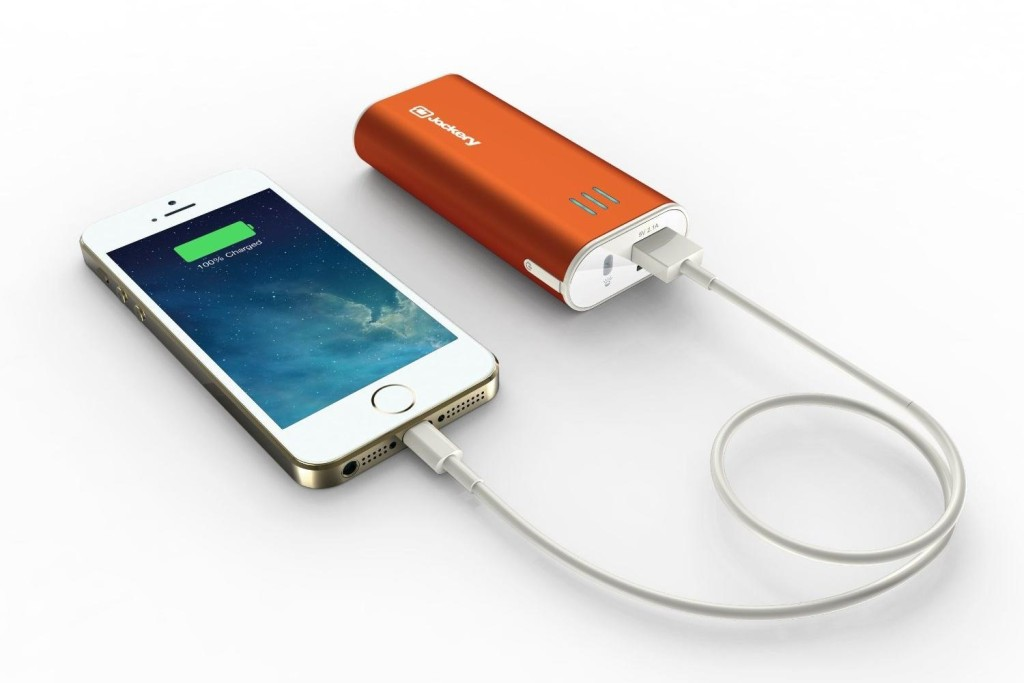 Jackery Bar Portable Charger - stylish portable chargers