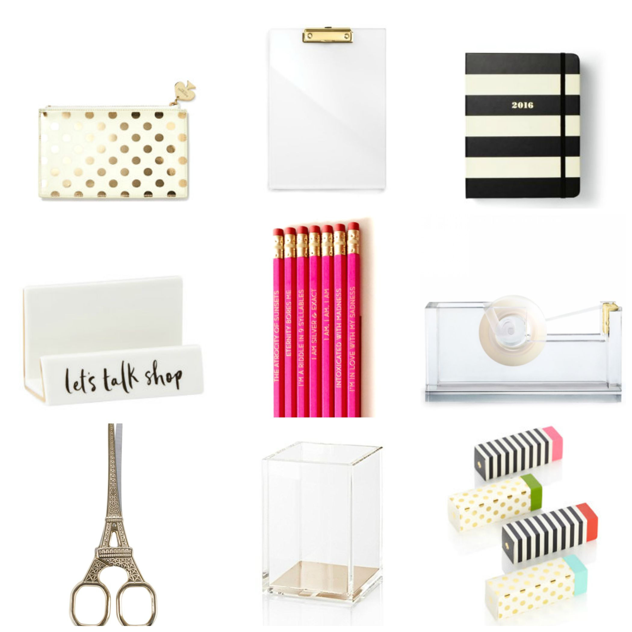 Stylish Chic Office Supplies Patranila Project