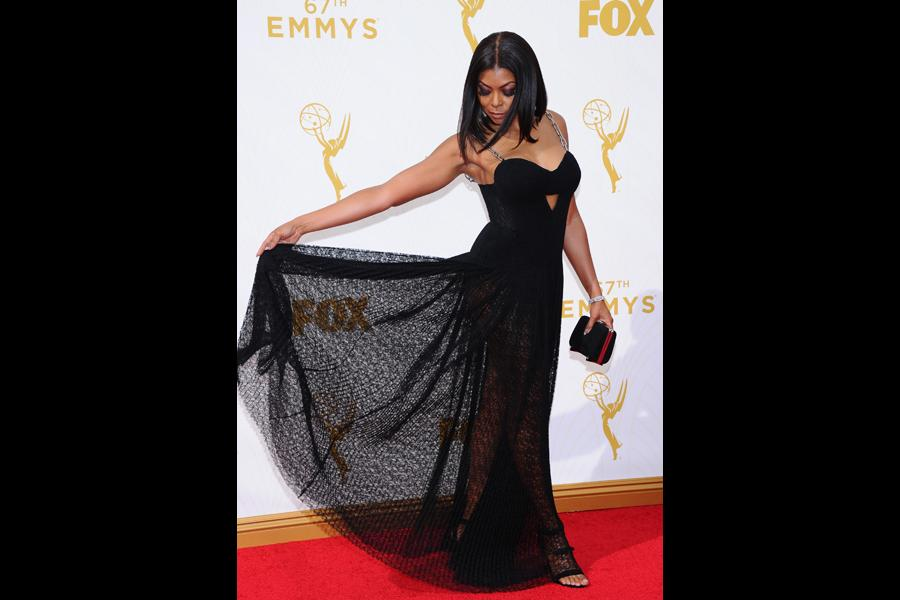 Who Rocked the Emmys Red Carpet 2015