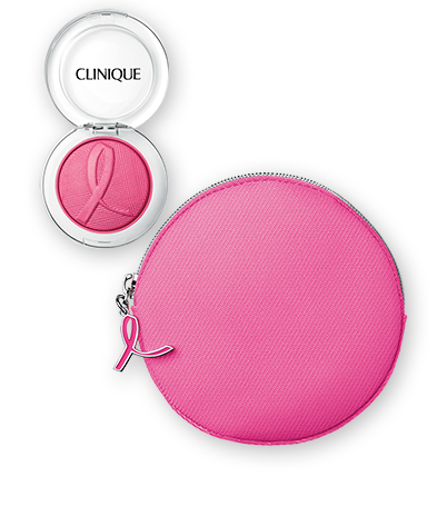 Clinique supports Breast Cancer Awareness Month