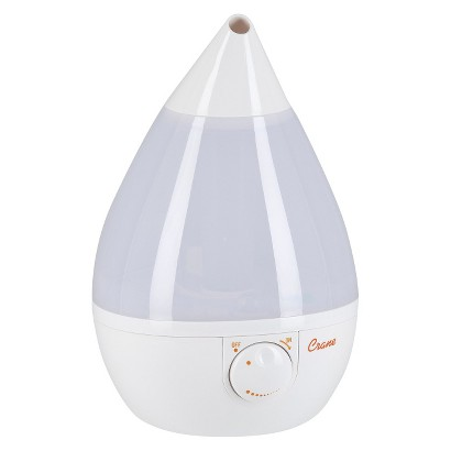 Winter Skin Tips: Crane Drop Humidifier