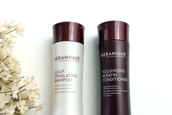 Keranique Keratin Clean and Condition Set