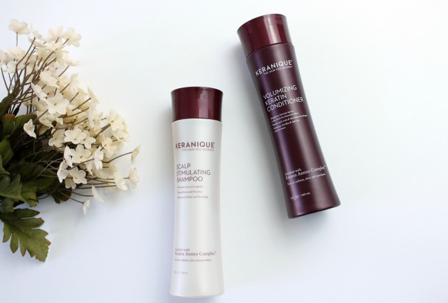Want Big Hair? Deep Clean, Condition and Volumize with Keranique