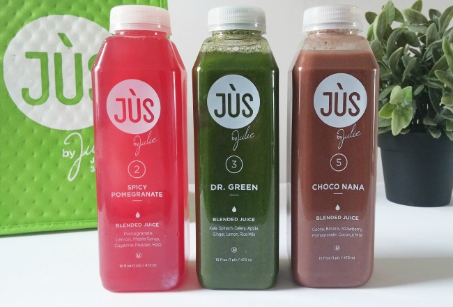 Enjoy a Fresh Start With a JUS By Julie Cleanse