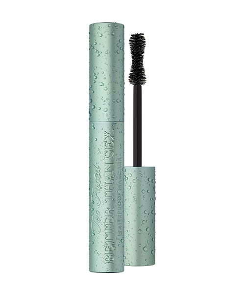 too-faced-waterproof-better-than-sex-mascara - beauty splurges