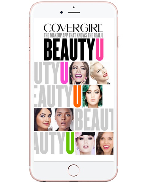 Covergirl and Girls Who Code Create The BeautyU App