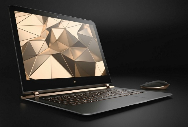 HP Spectre 13 Thinnest Laptop