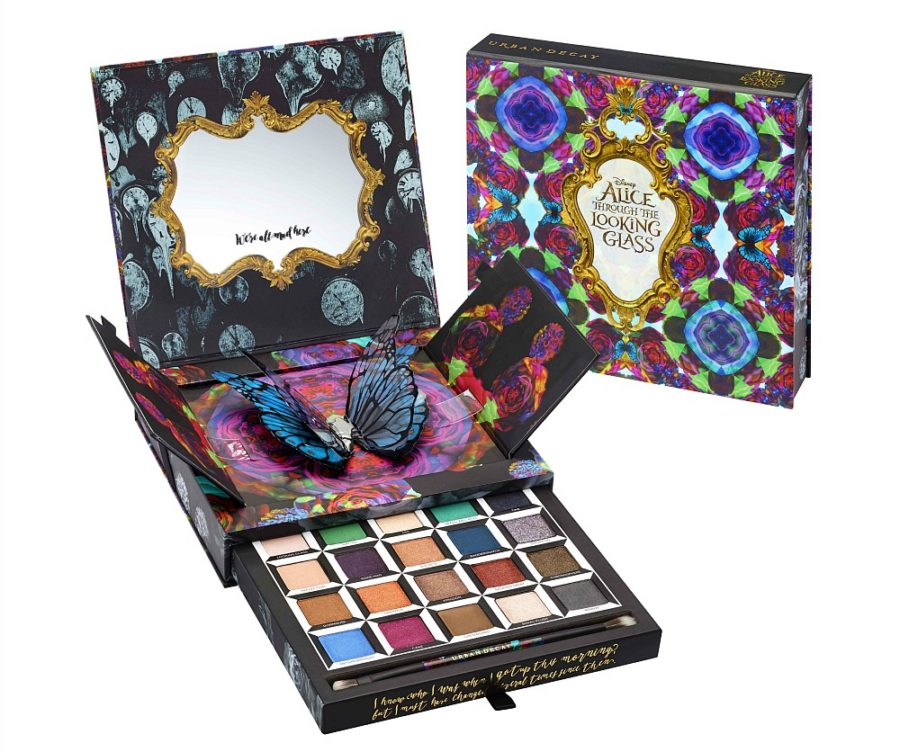 Go Full-on Fantasy with Urban Decay Alice Through The Looking Glass