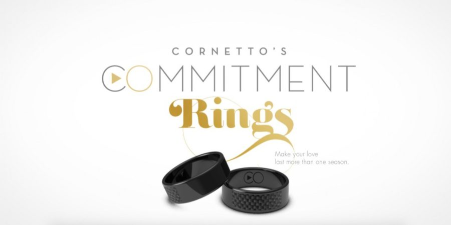 Can Cornetto Commitment Rings Keep You From Cheating