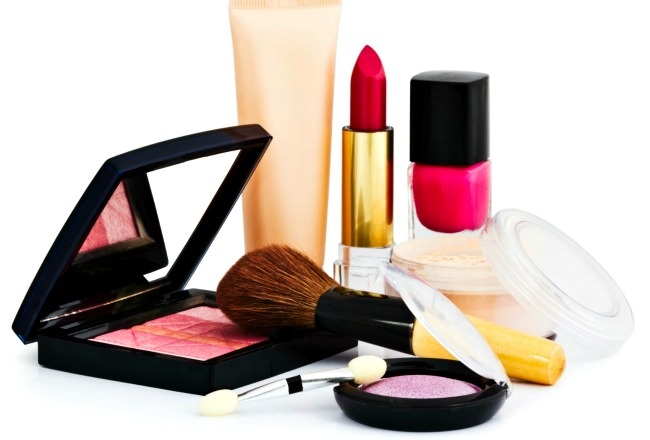 beauty-products-office-at-work