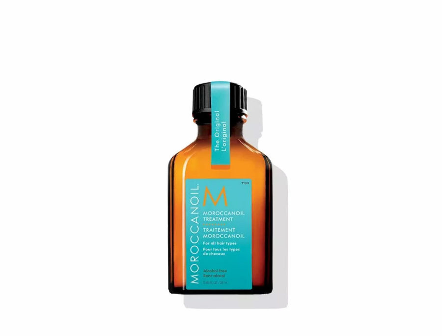 beauty products at work moroccanoil travel size