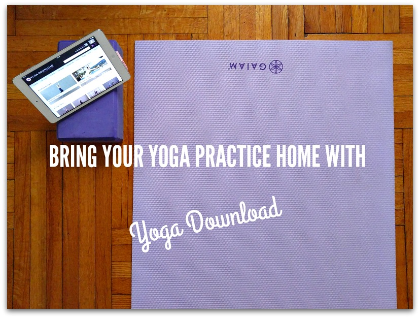 Bring Your Yoga Practice Home With Yoga Download