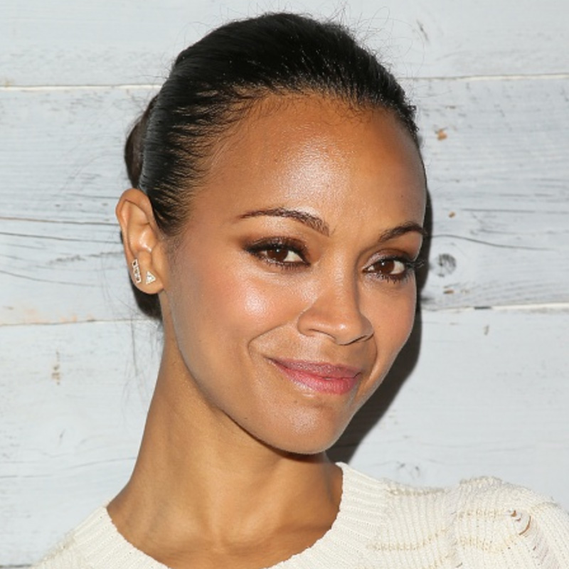 Celebrity Style Watch: Zoe Saldana