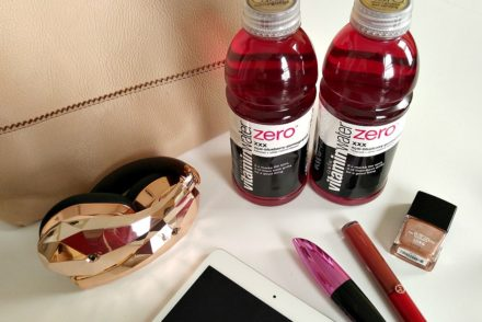 Shop like a beauty expert. Stay hydrated with vitaminwater zero. The Patranila Project.