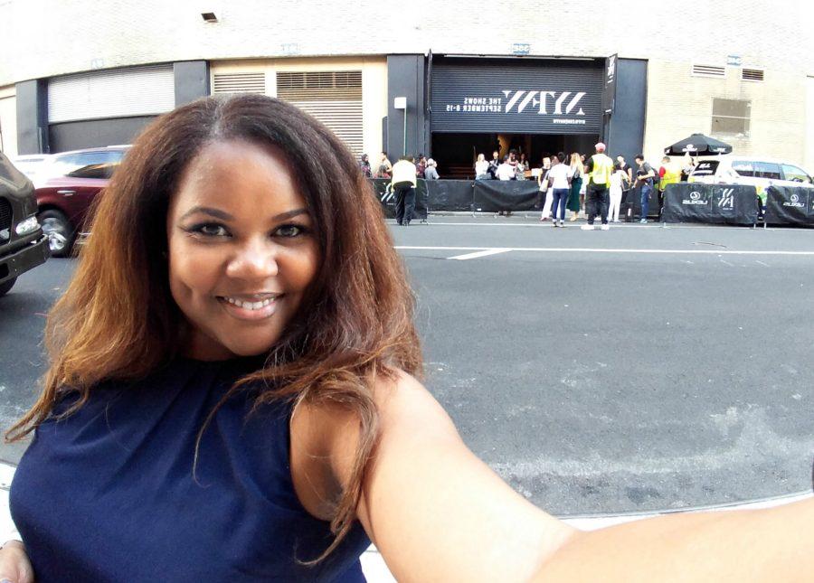 Backstage Report: Georgine SS17 at nyfw