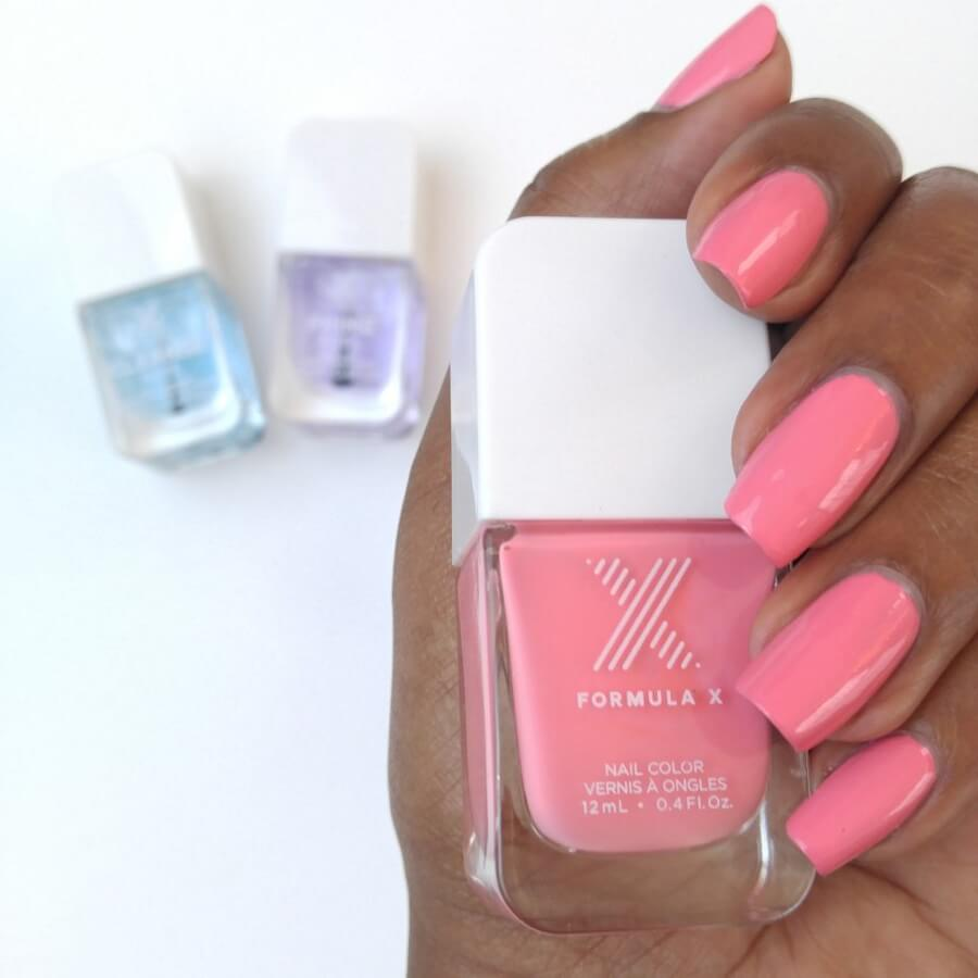 Formula X The System Xcel is the Perfect At-Home Manicure
