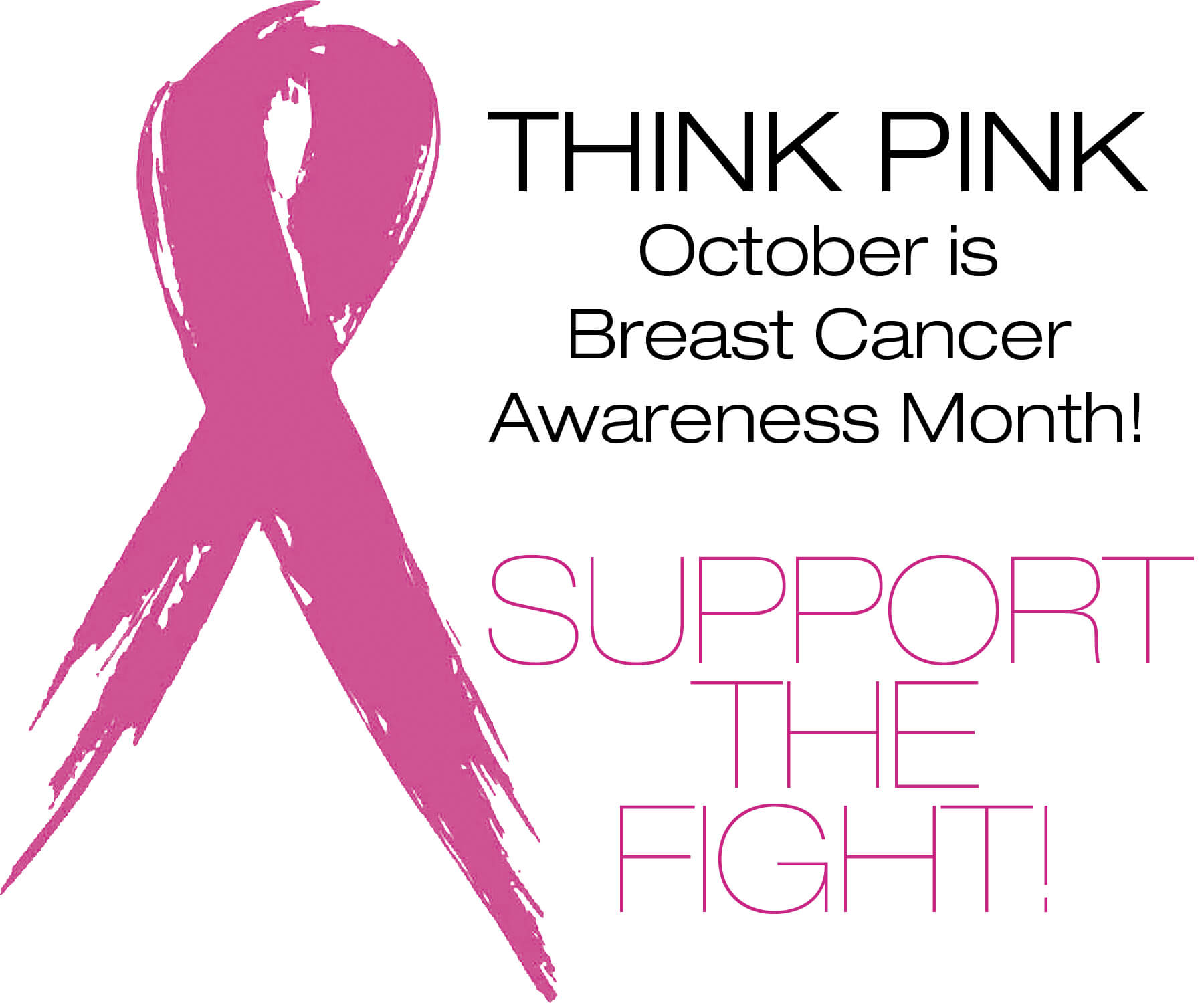 photo Shop and Support Breast Cancer Awareness