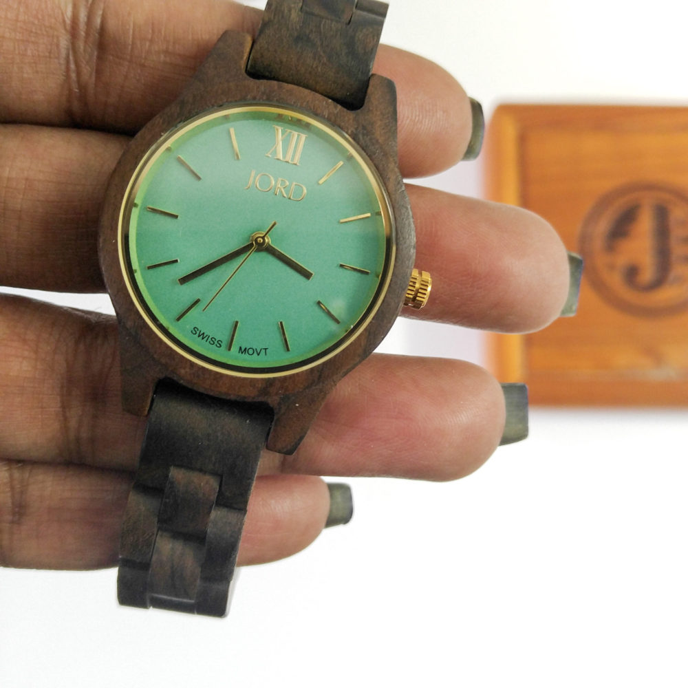 jord-wood-watch-women-green