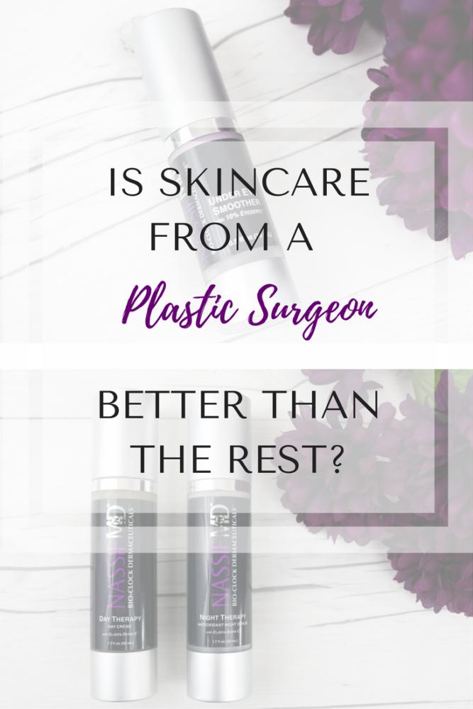 Nassif MD Skincare - is it worth the splurge?