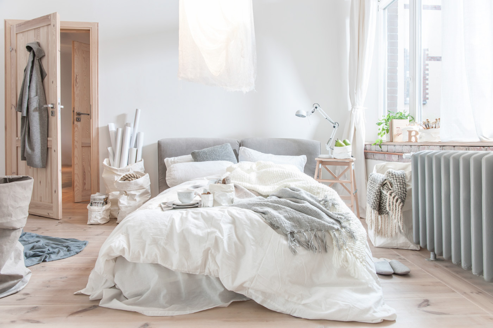 Create some cozy the hygge way the patranila project for Passionate bedroom designs