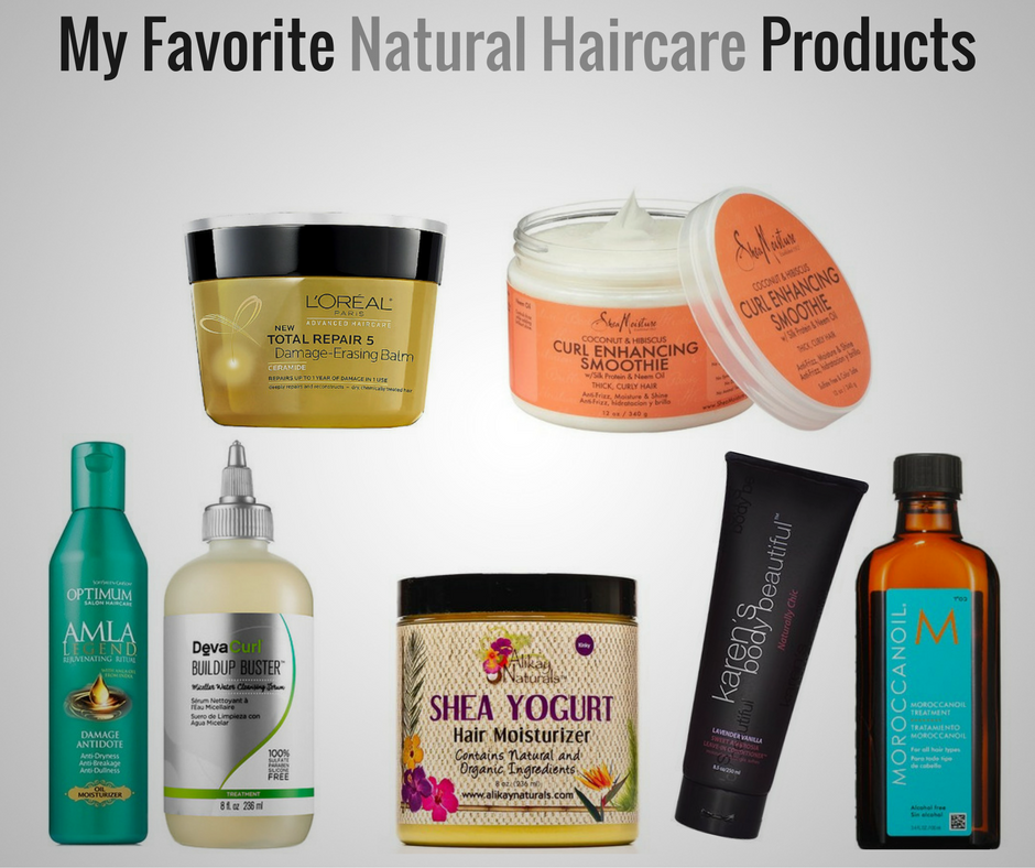 Top 10 Curly Girl Hair Care Products