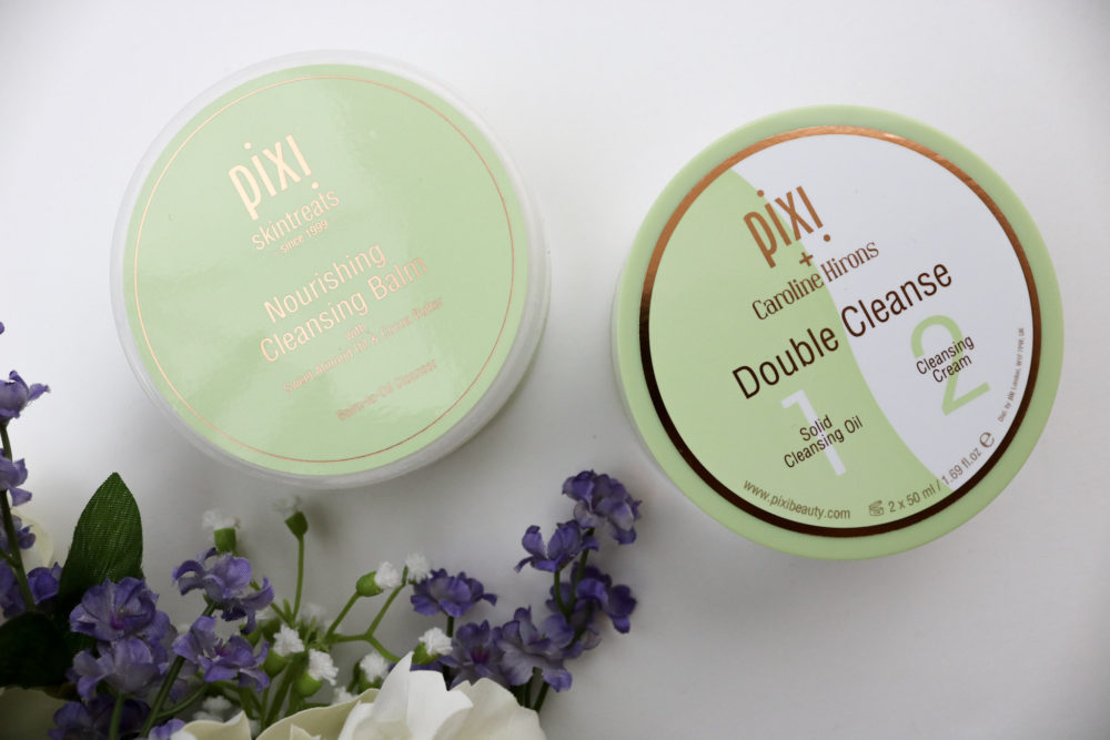 Pixi Skintreats Showdown: Double Cleanse vs. Nourishing Cleansing Balm