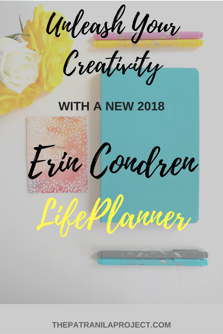 The new Erin Condren LifePlanner is the perfect planner to express your unique style and design a life you love.