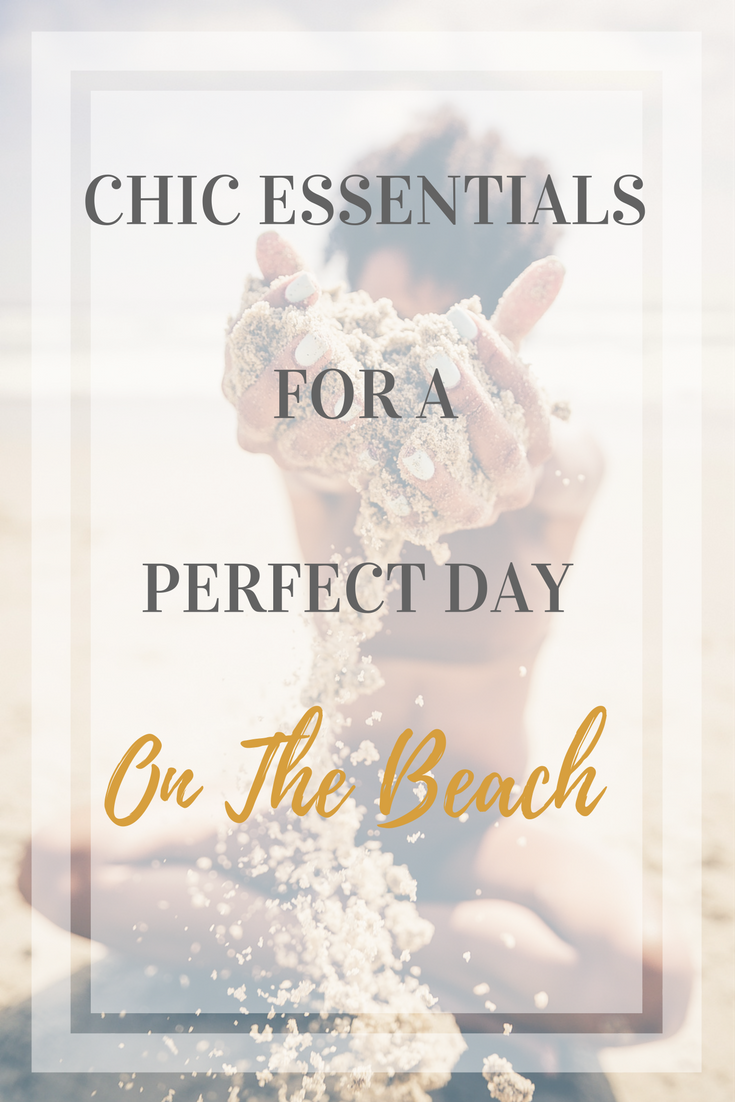 Planning your first trip to the beach for the season. Make sure you have everything you need for a perfect day at the beach. | The Patranila Project