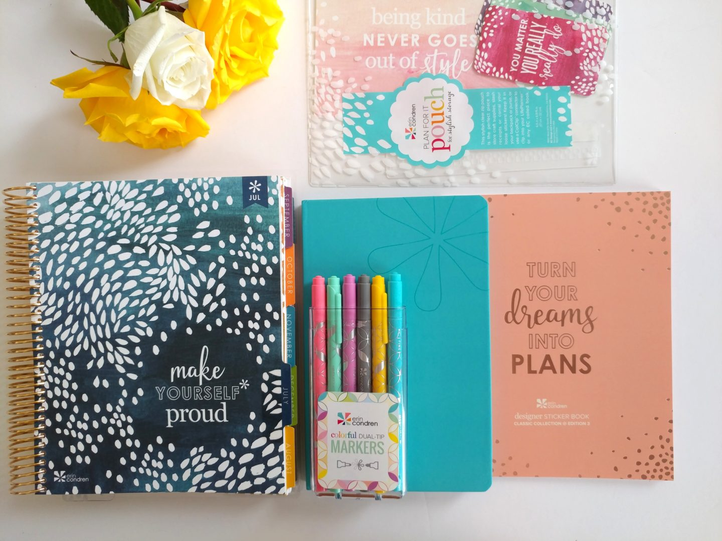 Unleash Your Creativity With An Erin Condren LifePlanner