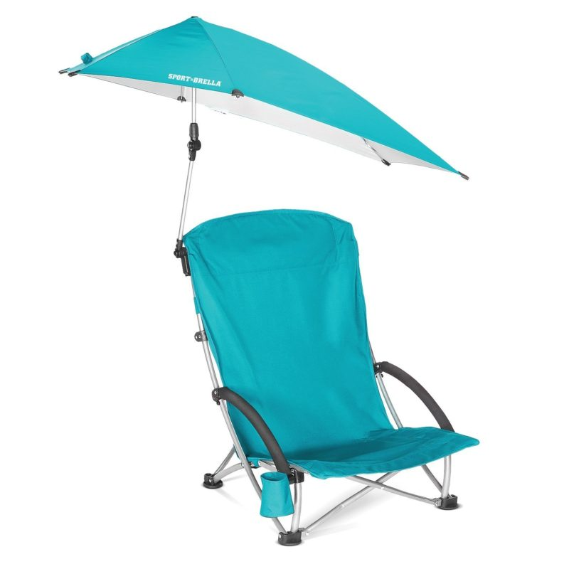 Umbrella Beach Chair | Beach Essentials | The Patranila Project | Lifestyle Blogger