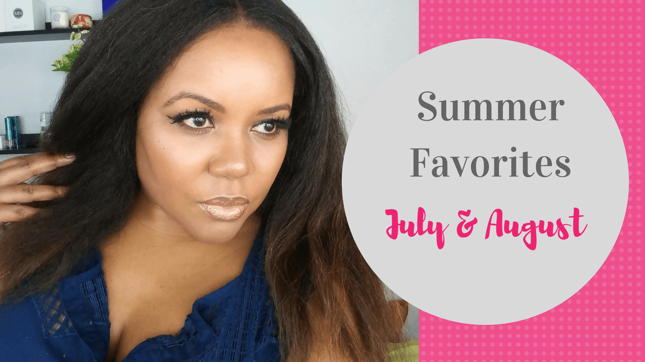 My Summer Favorites 2017 – Video