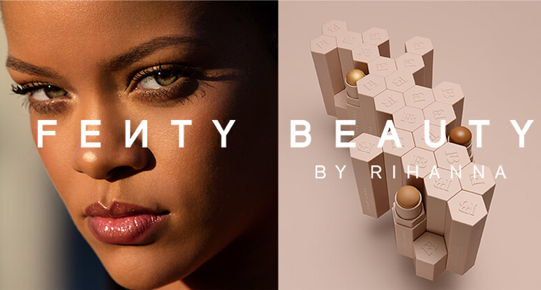 Rihanna's Fenty Beauty Launch Breaks The Internet