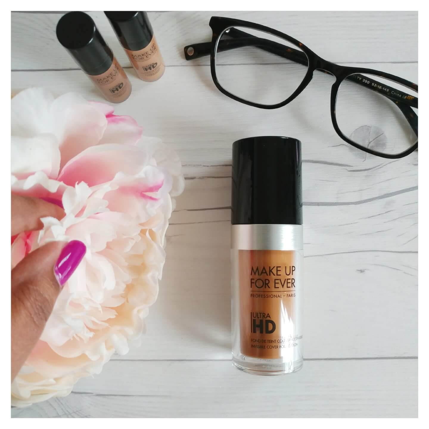 It's A Winner! Make Up For Ever UltraHD Invisible Cover Foundation