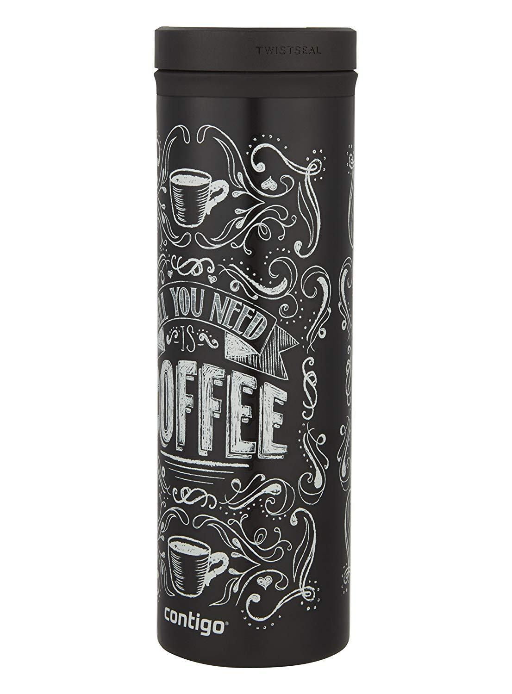 contigo all you need is coffee travel mug