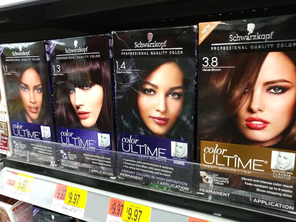 Schwarzkopf Color Ultime Deep Brunettes Velvet Brown