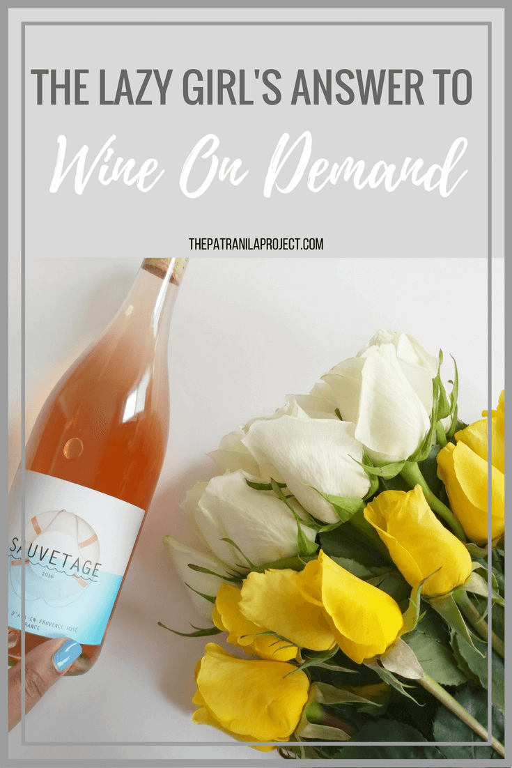 Want to have your favorite wine delivered to your door every month? Winc wine delivery is the lazy girl's answer to wine on demand. Wine subscription box service.