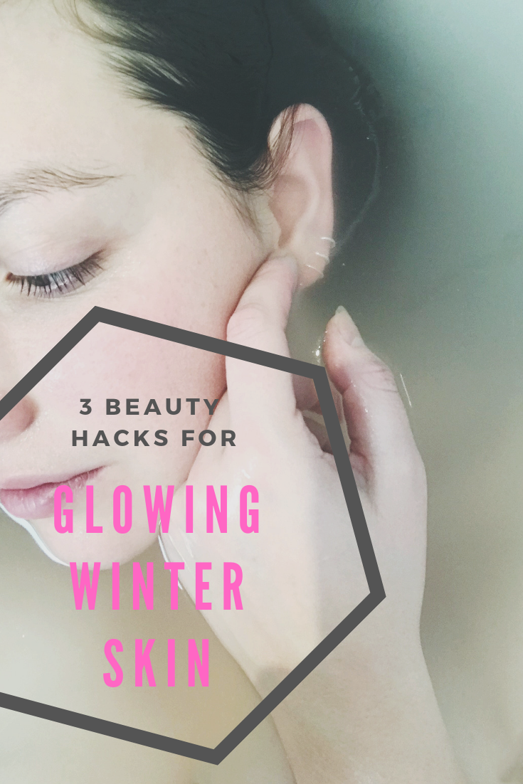 Glowing winter skin can easily be yours with these beauty hacks for all-over smooth skin.